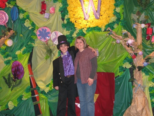 Willy Wonka and Aunt Tanya