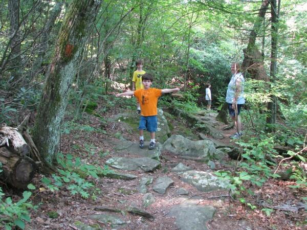 Cumberland Mountain State Park - Hiking 1
