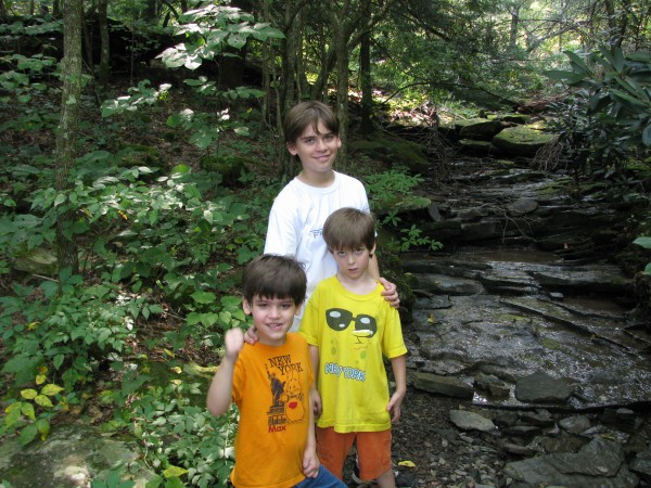 Cumberland Mountain State Park - Hiking 2