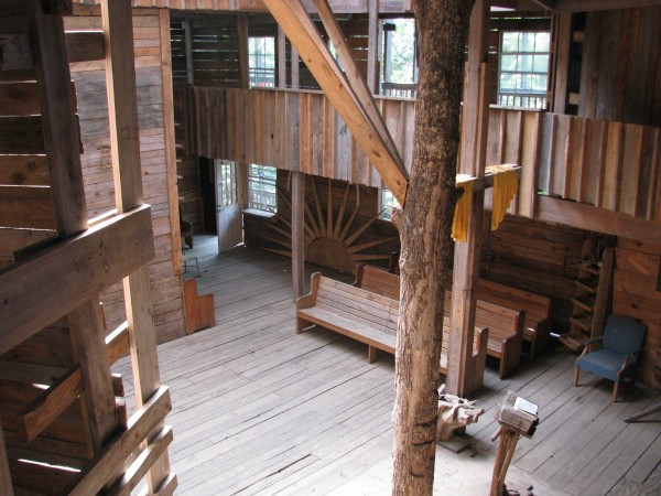 Minister's Tree House - The Chapel