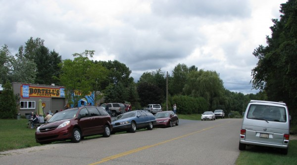 Bortells Street Parking