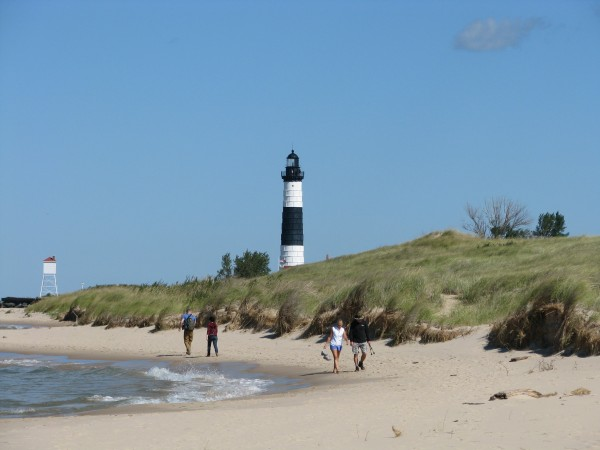 Walk to Big Sable Point 4