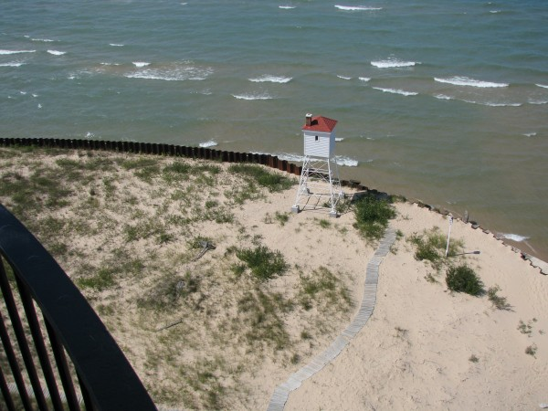 Lake View From Big Sable Lighthouse