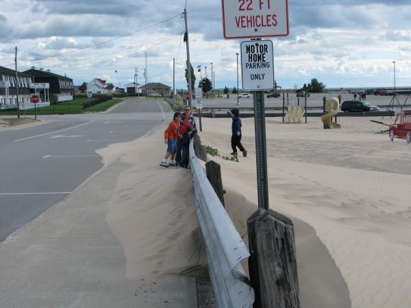 Stearns Park Sand