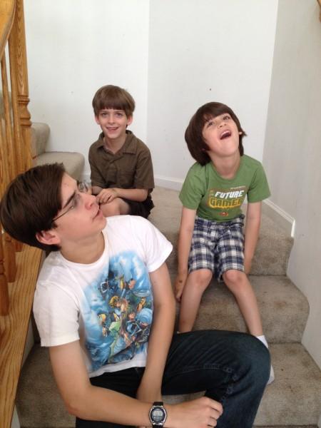 Goofy Brothers 3