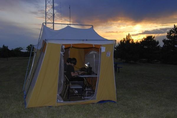 SLAARC Field Day - From Bob Pratt 5