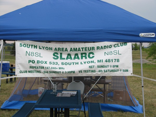 SLAARC Field Day 6
