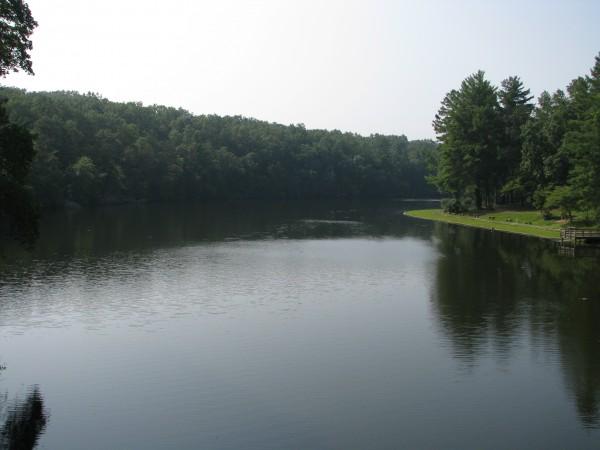Cumberland Mountain State Park Byrd Lake