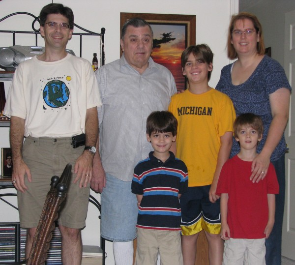 Family in Tennessee