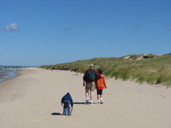 Walk to Big Sable Point 1
