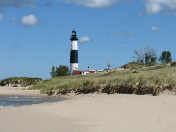 Walk to Big Sable Point 5