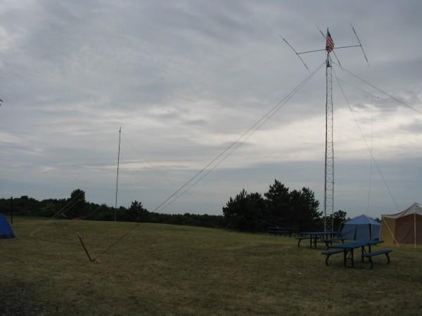 SLAARC Field Day 1